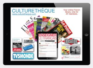 Culturetheque Flyer